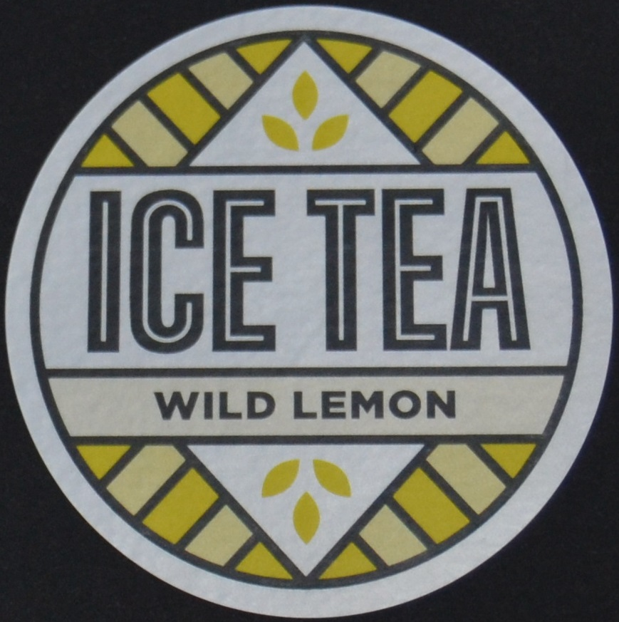 labels ice tea