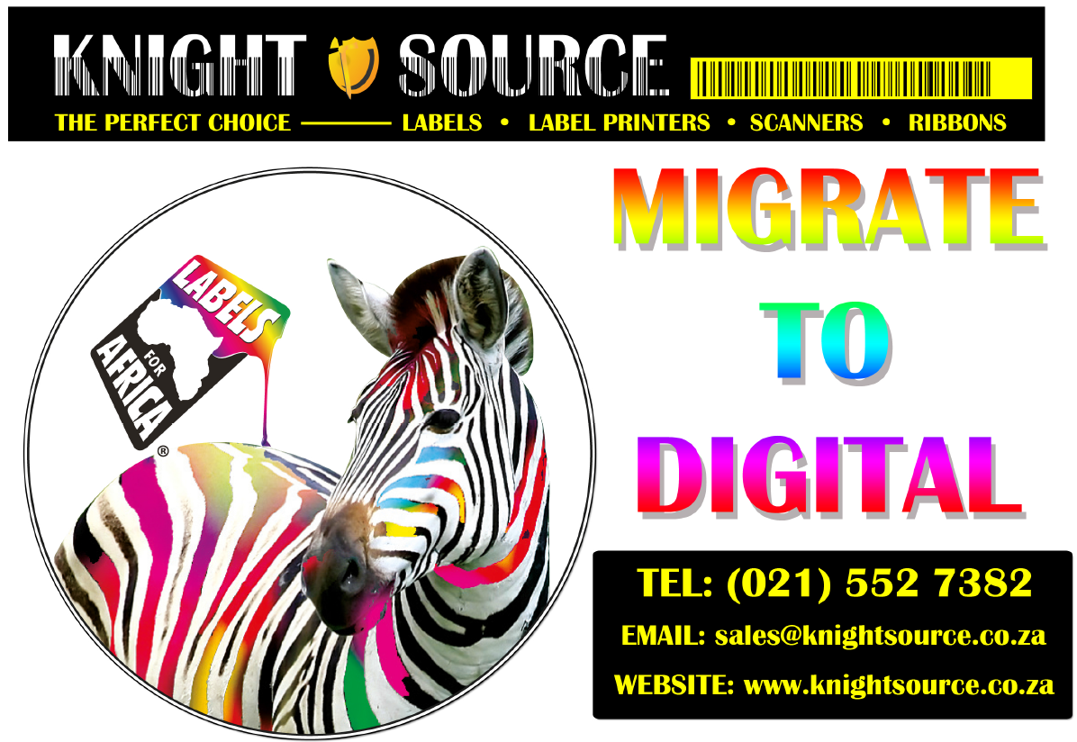 Labels for Africa KnightSource Add